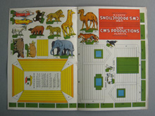 CWS cut-out Noahs Ark