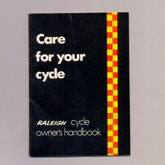 Raleigh Cycles Handbook