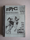 Road Time Trials Council, 1975 Handbook