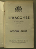 Title page of Ilfracombe Guide