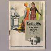 Radiation Cookers recipe book