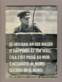 Berlin Wall, 1969 book