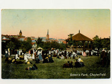 Queens Park, Chesterfield