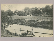 Weare Giffard, Postcard