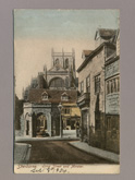 Sherborne, Long Street and Minster