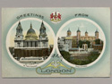 Link to London postcards