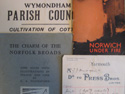 Link to Norfolk ephemera