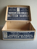 Parkinson Butter-scotch box