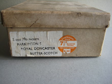 Parkinson Butterscotch box