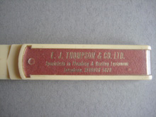 Thompson & Co paper knife