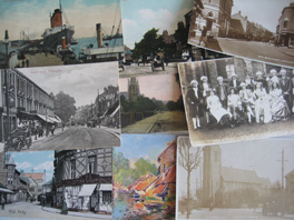 Leicester Postcard Fair