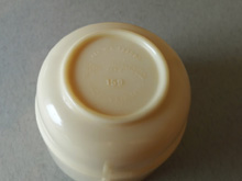 Base of cup