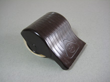 Bakelite blotter or paper dispenser?