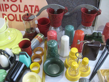 Link to vintage plastic kitchenalia