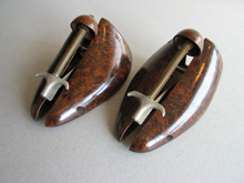 Bakelite shoe stretchers