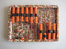 Childs abacus
